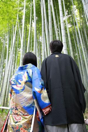 鎌倉ロケーションフォト 鎌倉和装前撮り 鎌倉ブライダル