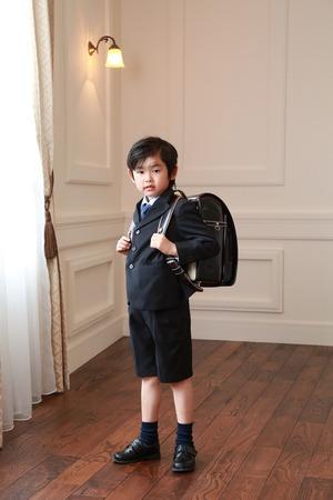 鎌倉入学式、入学記念、入学式写真、前撮り、鎌倉小学校