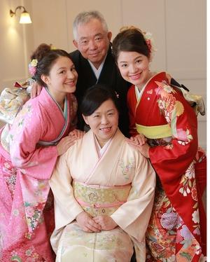 鎌倉 振袖写真 スタジオ撮影 家族写真 記念写真 成人式