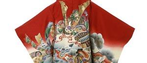 鎌倉七五三 5歳男子 着物レンタル 1995後姿