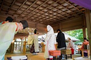 鎌倉宮結婚式10