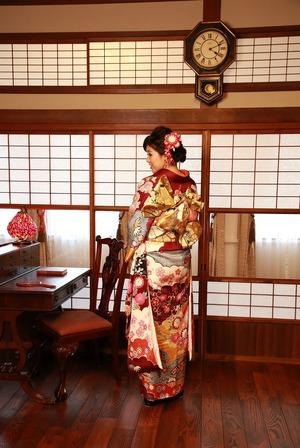 鎌倉振袖写真 鎌倉レンタル振袖 鎌倉振袖スタジオ写真