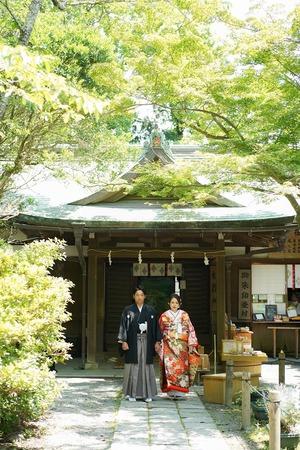鎌倉宮結婚式18