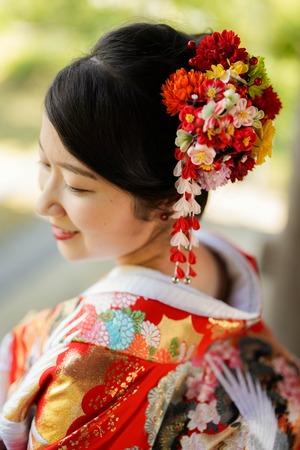 和洋装フォトウェディング 鎌倉13