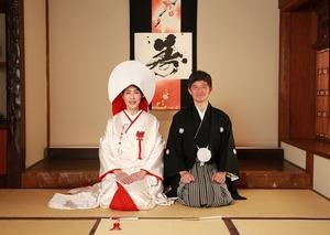 鎌倉葉山結婚式 和室撮影