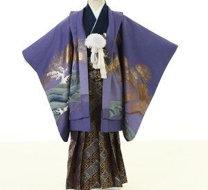 鎌倉七五三 5歳男子 着物レンタル 1606