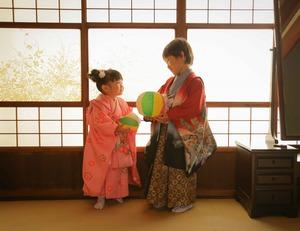 七五三5歳3歳兄弟撮影 鎌倉写真館