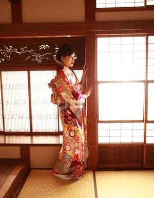 鎌倉振袖スタジオ写真 鎌倉成人式 鎌倉振袖レンタル