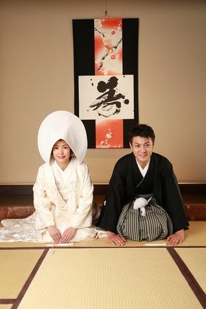 茶婚式 鎌倉スタジオ写真 鎌倉和装フォト 鎌倉レンタル衣裳