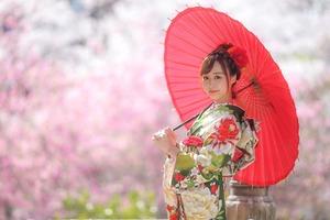 鎌倉桜ロケーションフォト成人式