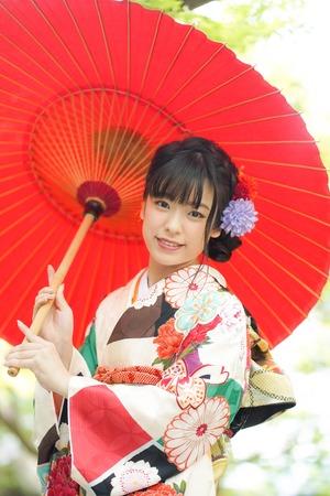 鎌倉宮ご祈祷プラン 成人式振袖 前撮り  ロケーションフォト14