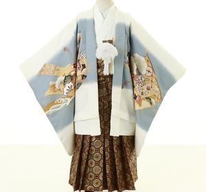 鎌倉七五三 5歳男子 着物レンタル 1896