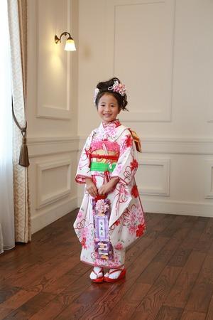 鎌倉七五三7歳写真1