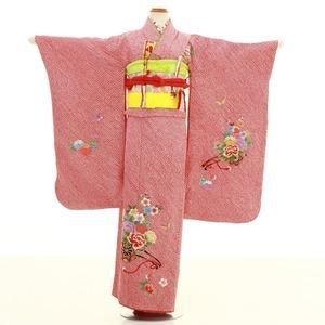 鎌倉七五三 レンタル着物 7歳 1731