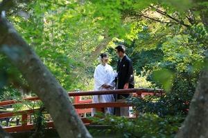 鶴岡八幡宮結婚式4