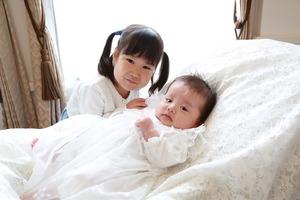 鎌倉お宮参り写真1