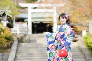 鎌倉宮 成人式振袖 ご祈祷 ロケーションフォト1