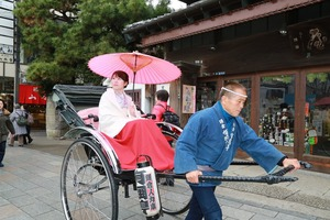 鎌倉着物レンタル撮影 (2)