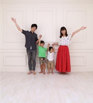 鎌倉家族写真 鎌倉記念写真 鎌倉ファミリーフォト 親子写真