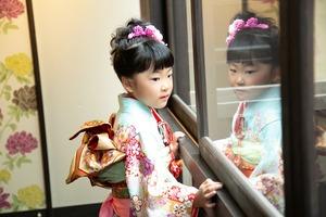 鎌倉七五三 7歳お祝い 鎌倉7歳写真
