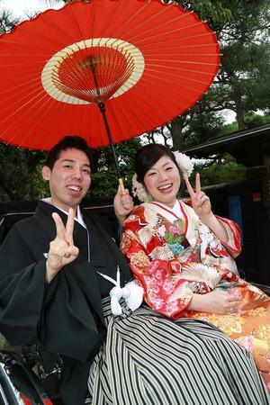 鎌倉結婚式ロケーション撮影