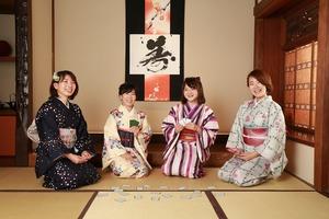鎌倉着物レンタル和室