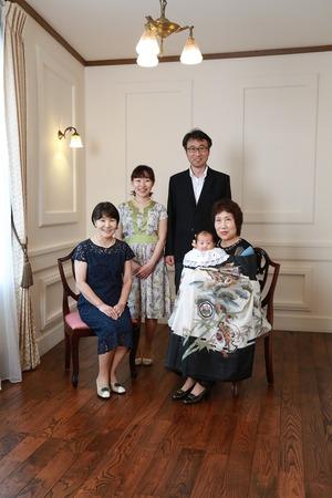 鎌倉お宮参り3