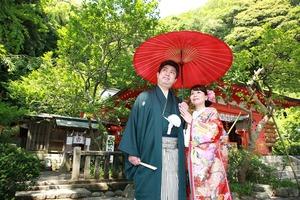 結婚奉告祭 鎌倉和洋装プラン