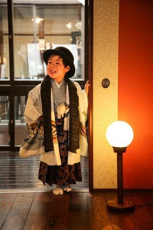 鎌倉5歳 七五三前撮り 5歳前撮り