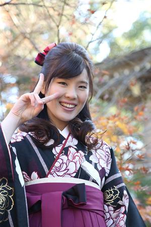 鎌倉女袴写真 (1)