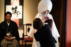 鎌倉宮結婚式1