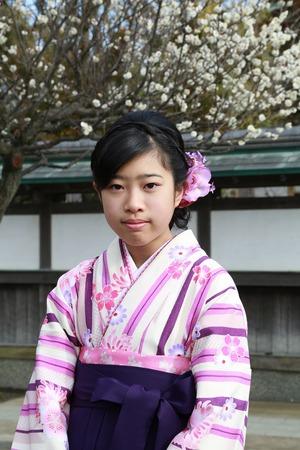 鶴岡八幡宮卒業袴撮影