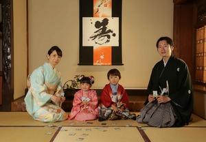 鎌倉七五三ファミリー写真館