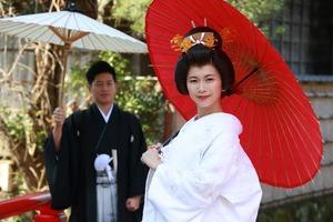 鎌倉婚礼ロケーション写真