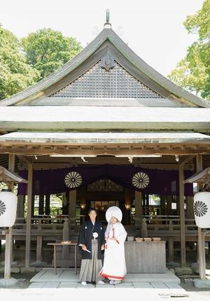 鎌倉宮結婚式14