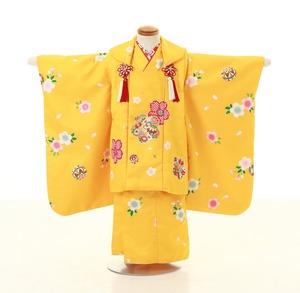 鎌倉七五三 レンタル着物 3歳 1825