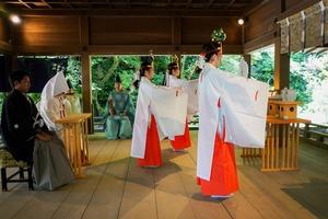 鎌倉宮結婚式11