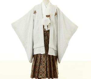 鎌倉七五三 5歳男子 着物レンタル 1954