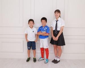 鎌倉スタジオ写真 鎌倉ファミリーフォト 鎌倉家族写真