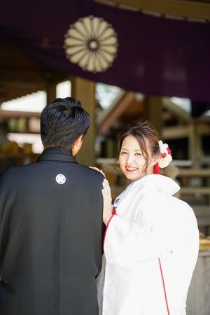 鎌倉宮結婚式15