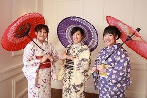鎌倉お出掛け着物 鎌倉記念写真 鎌倉女子会 レンタル着物