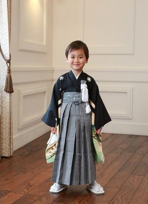 鎌倉七五三5歳写真