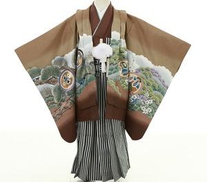 鎌倉七五三 5歳男子 着物レンタル 2020