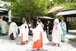 鎌倉宮結婚式7