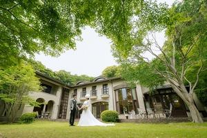 邸宅フォトウェディング 鎌倉 湘南 横浜 神奈川1