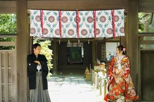 鎌倉宮結婚式19
