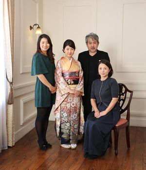 鎌倉 逗子 葉山 横須賀 湘南 成人式家族写真
