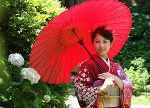 成人振袖ロケーション撮影鎌倉逗子葉山横浜