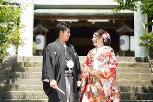 鎌倉宮結婚式21