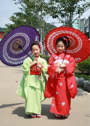 鎌倉七五三 鎌倉記念写真 鎌倉家族写真 八幡宮